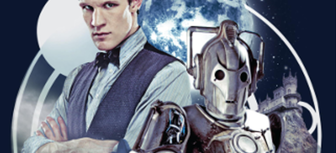 doctor who book review plague of the cybermen eleventh doctor justin richards new series adventure cyberman cybus castle