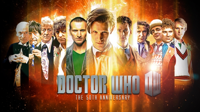 doctor who all the doctors 50th anniversary day of the doctor orange matt smith david tennant steven moffat nick hurran tumblr 50 days of the doctor who 50th anniversary