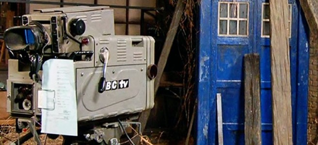doctor who documentary drama an adventure in space and time tardis camera new who russell t davies the writer's tale