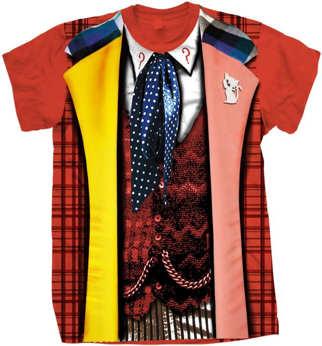 doctor who sixth doctor colin baker t shirt forbidden planet doctor who merchandise cosplay