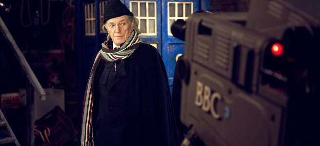 doctor who an adventure in space and time review william hartnell david bradley mark gatiss jessica raine sacha dhawan