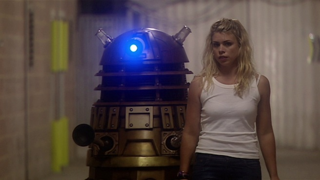doctor who dalek review rose tyler billie piper henry van statten adam mitchell bruno langley russell t davies robert shearman joe ahearne series 1