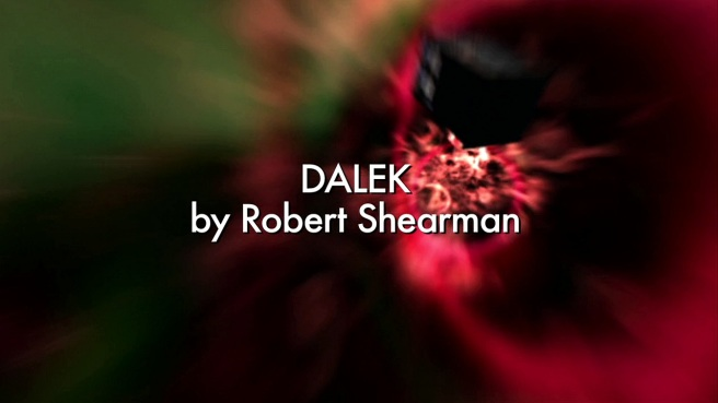 doctor who dalek review series 1 rob shearman jubilee christopher eccleston ninth doctor rose tyler billie piper joe ahearne review