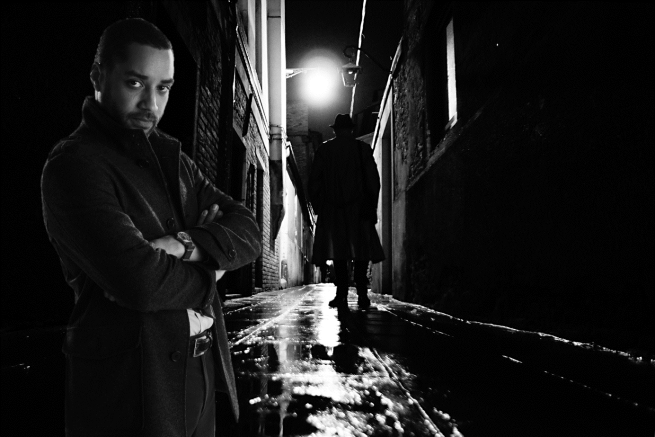 doctor who noir detective private eye companion mystery frobisher danny pink samuel anderson series 8 episode idea pitch concept