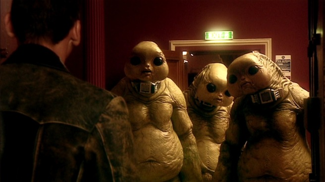 doctor who review world war three slitheen margaret blaine annette badland ninth doctor christopher eccleston downing street prime minister flydale north