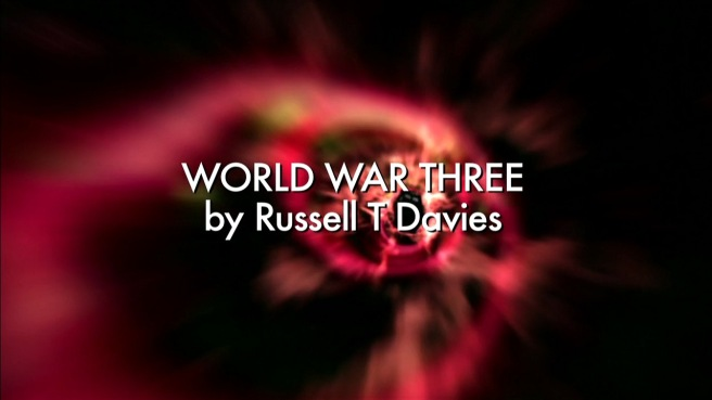 doctor who review world war three slitheen ninth doctor christopher eccleston russell t davies keith boak rose tyler billie piper