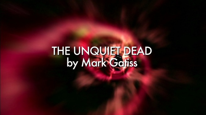 doctor who the unquiet dead review christopher eccleston ninth doctor simon callow charles dickens mark gatiss euros lyn eve myles