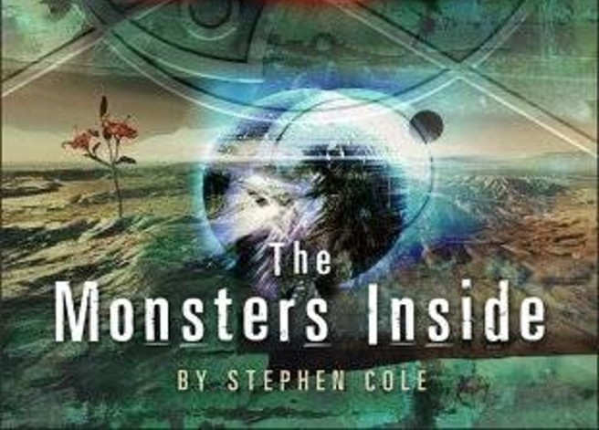 doctor who book review the monsters inside new series adventure stephen cole slitheen blathereen ninth doctor rose tyler