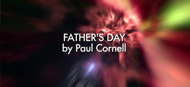 doctor who father's day review billie piper rose tyler paul cornell shaun dingwall joe ahearne ninth doctor christopher eccleston russell t davies