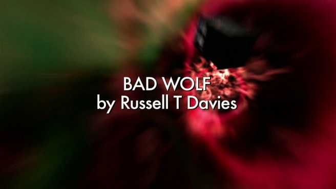 doctor who bad wolf review russell t davies joe ahearne christopher eccleston big brother weakest link ninth doctor rose tyler billie piper