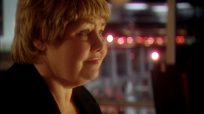 doctor who boom town review margaret blaine blon fel fotch pasameer day slitheen annette badland russell t davies joe ahearne series 1