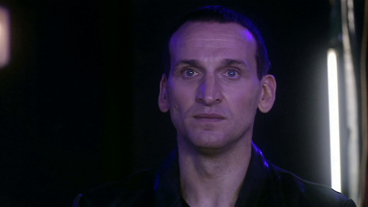 doctor who review the parting of the ways ninth doctor christopher eccleston coward or killer coward every time russell t davies regeneration daleks