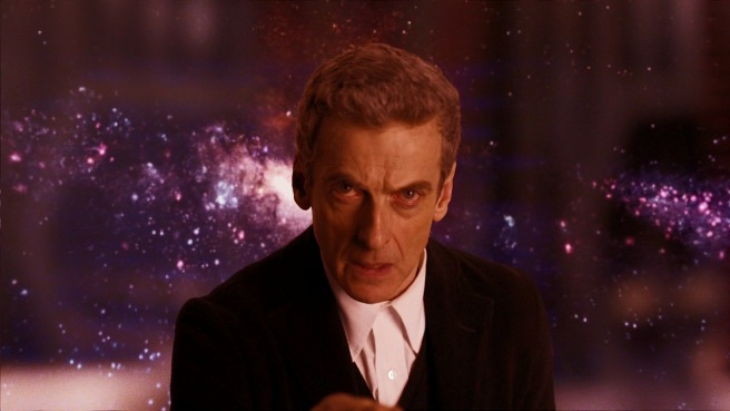 doctor who into the dalek review peter capaldi twelfth doctor you are a good dalek greenscreen universe mind filled with hate