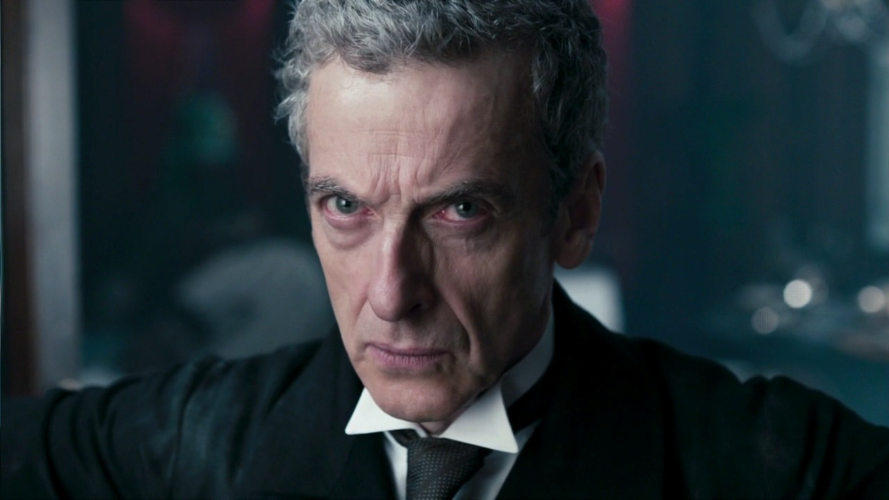 doctor who review deep breath peter capaldi half faced man twelfth doctor ben wheatley spire push or fall steven moffat series 8