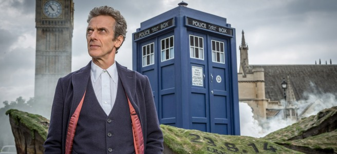 doctor who twelfth doctor peter capaldi series 8 london world tour who frowned me this face radio trailer deep breath