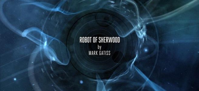 doctor who review robot of sherwood mark gatiss paul murphy tom riley ben miller peter capaldi jenna coleman robin hood