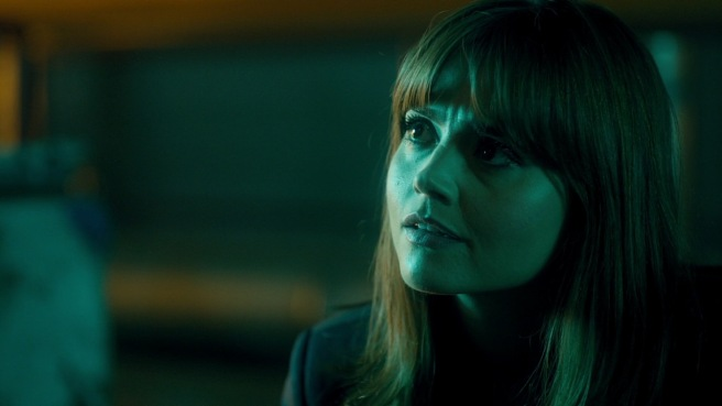 doctor who time heist clara oswald jenna coleman douglas mackinnon coloured lighting peter capaldi stephen thompson steven moffat