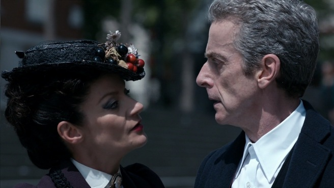 doctor who dark water review peter capaldi michelle gomez missy the mistress the master twelfth doctor cybermen steven moffat rachel talalay