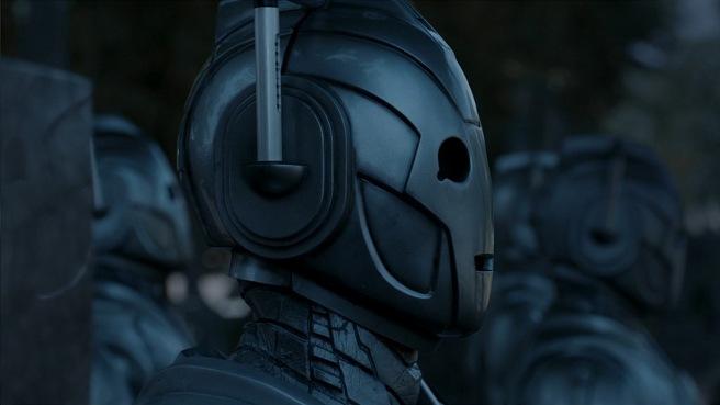doctor who death in heaven review cybermen danny pink the brigadier rain steven moffat rachel talalay graveyard