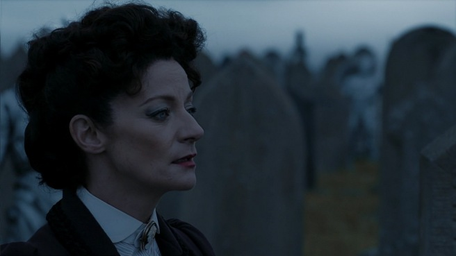 doctor who death in heaven review michelle gomez missy the master graveyard I just want my friend back steven moffat rachel talalay