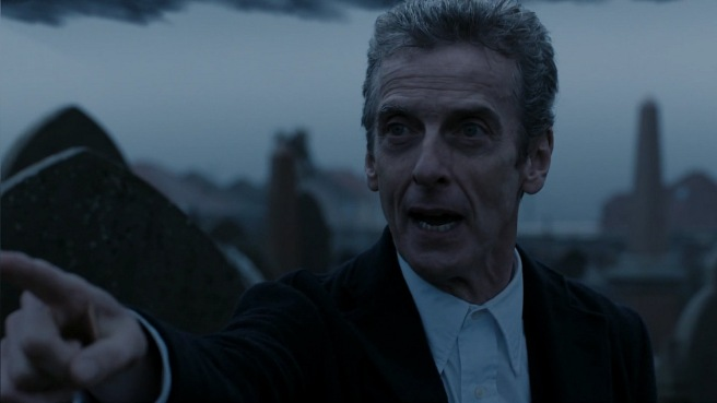doctor who death in heaven review twelfth doctor peter capaldi I am an idiot samuel anderson danny pink michelle gomez jenna coleman cybermen