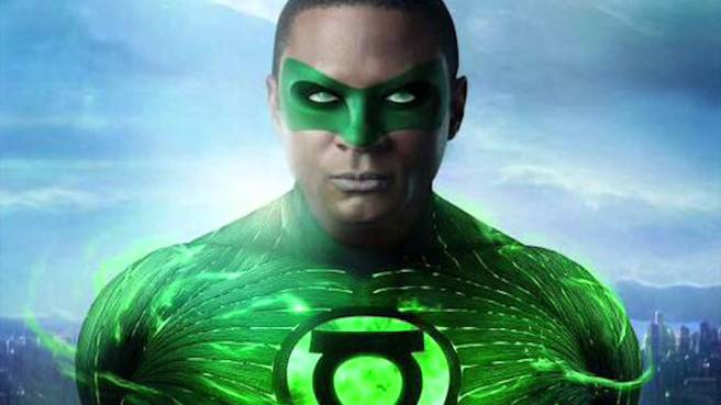 john stewart diggle arrow green lantern cw dc hal jordan the flash legends of tomorrow kyle rayner