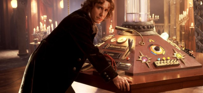 doctor who eighth doctor fox movie paul mcgann tardis jules verne enemy within philip segal matthew jacob eric roberts yee jee tso daphne ashbrook