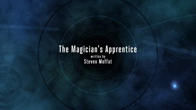 doctor who the magician's apprentice review steven moffat hettie macdonald daleks davros peter capaldi jenna coleman