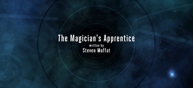 doctor who the magician's apprentice review steven moffat hettie macdonald daleks davros peter capaldi jenna coleman