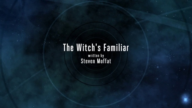 doctor who the witch's familiar review steven moffat hettie macdonald davros peter capaldi twelfth doctor michelle gomez jenna coleman