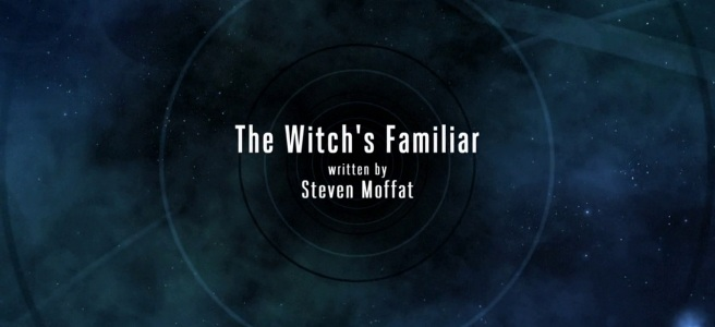 doctor who the witch's familiar review steven moffat hettie macdonald davros peter capaldi twelfth doctor michelle gomez jenna coleman