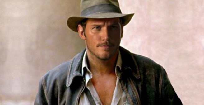 chris pratt indiana jones harrison ford reboot young 5 recast