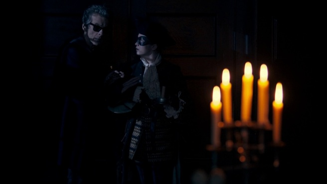 doctor who the woman who lived review peter capaldi maisie williams ashildr me highway man catherine tregenna ed bazelgette steven moffat knightmare