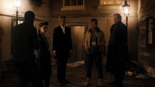 doctor who face the raven review trap street alien refugees maisie williams peter capaldi joivan wade justin molotnikov sarah dollar
