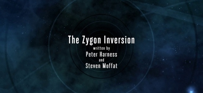 doctor who the zygon inversion review peter harness steven moffat peter capaldi jenna coleman ingrid oliver jemma redgrave daniel nettheim