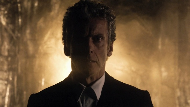doctor who review heaven sent peter capaldi steven moffat rachel talalay stuart biddlecomb diamond wall eternity bird shepherd's boy
