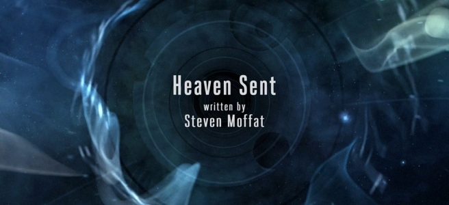 doctor who review heaven sent steven moffat title card rachel talalay time vortex gallifrey veil diamond