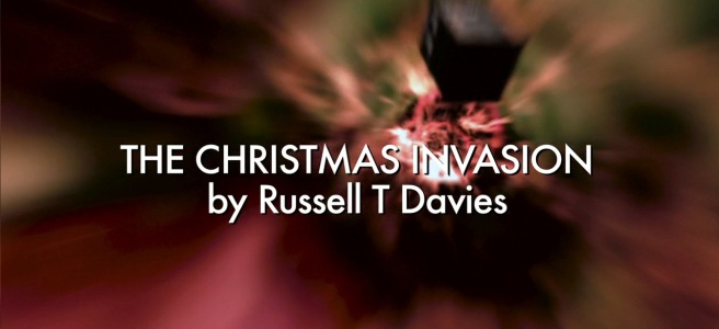 doctor who the christmas invasion review russell t davies james hawes david tennant billie piper noel clarke camille coduri penelope