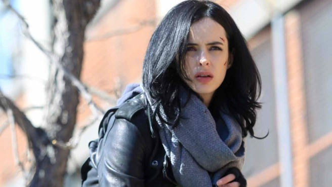 jessica jones marvel netflix krysten ritter review