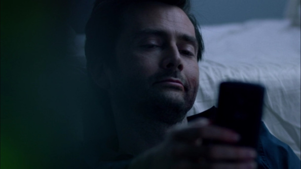 marvel jessica jones netflix kilgrave phone david tennant aka you're a winner