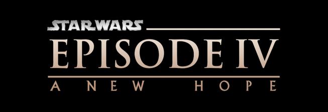 star wars a new hope review episode iv logo george lucas original trilogy