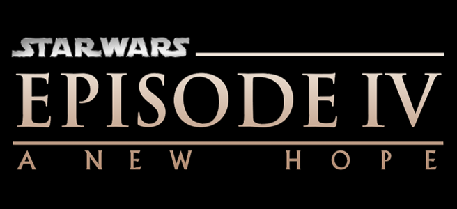 star wars a new hope review episode iv logo george lucas original trilogy