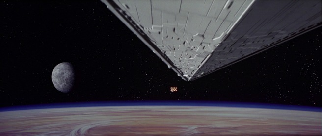 star wars a new hope review george lucas star destroyer opening scene marcia lucas
