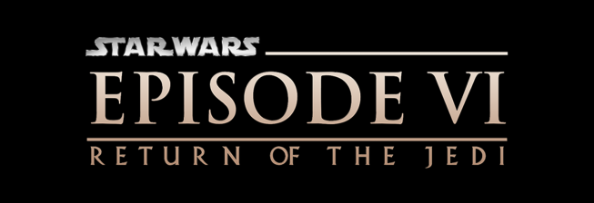 star wars return of the jedi review logo episode vi george lucas original trilogy