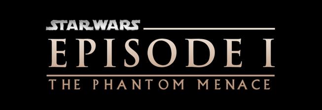star wars the phantom menace review logo episode i george lucas prequel trilogy