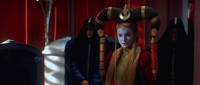 star wars the phantom menace review retrosepctive prequels Queen Amidala natalie portman kiera knightley