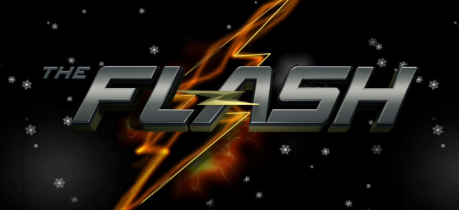 the flash christmas special dc running to stand still the cw grant gustin lightning