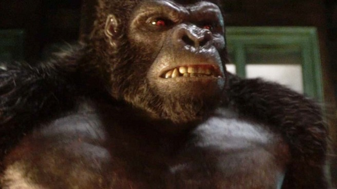 the flash gorilla grodd gorilla warfare review dermott downs