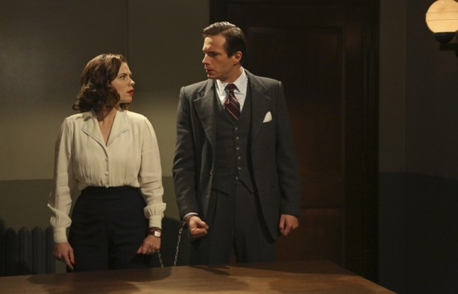 agent carter edwin jarvis hayley atwell james d'arcy season 1 review abc marvel shield