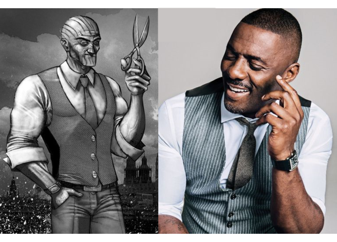 skulduggery pleasant movie casting idris elba ghastly bespoke derek landy